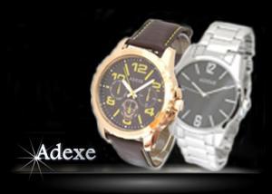 שעוני Adexe דף הבית